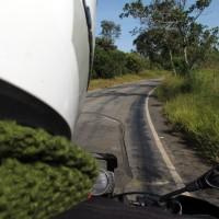Estrada Barbacena para Ibertioga