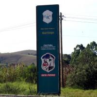 Ibertioga, caminho da Estrada Real