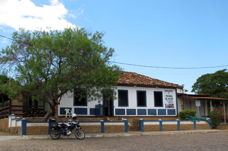 Centro de Santana do Riacho