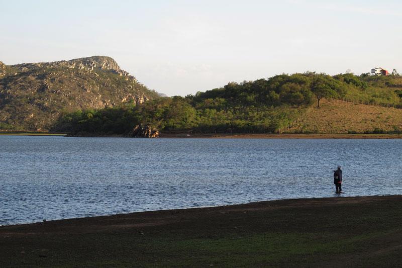 Lagoa de Lapinha da Serra