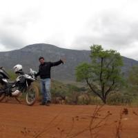 Chegando em Lapinha da Serra