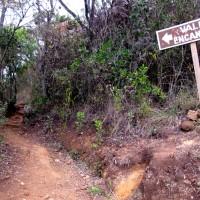 Caminho para Cachoeira do Vale Encantado