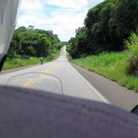 Chegando em Itacaré/BA