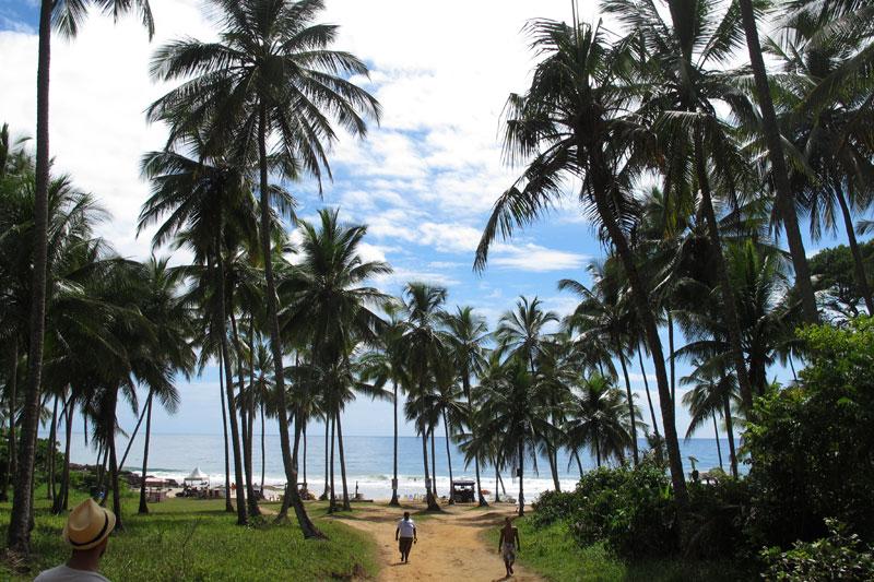 Praia do Resende - Itacaré