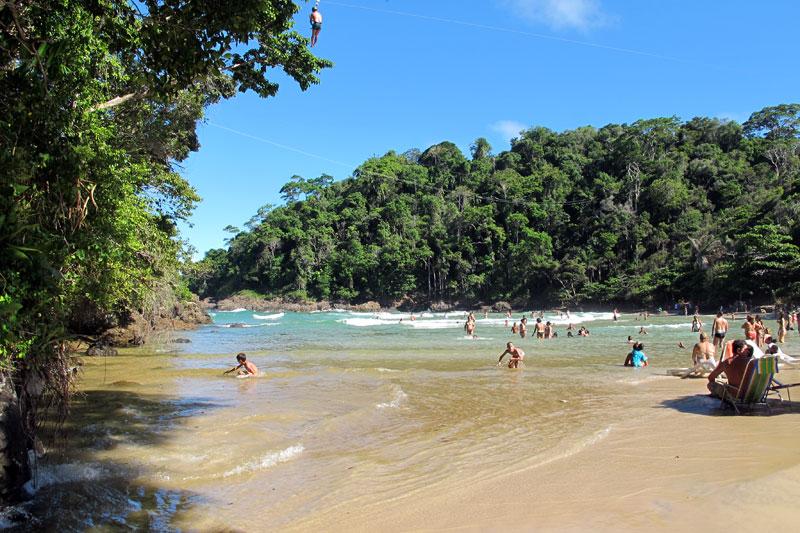 Praia da Ribeira - Itacaré