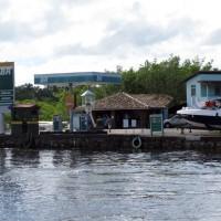 Posto de gasolina de barcos :P