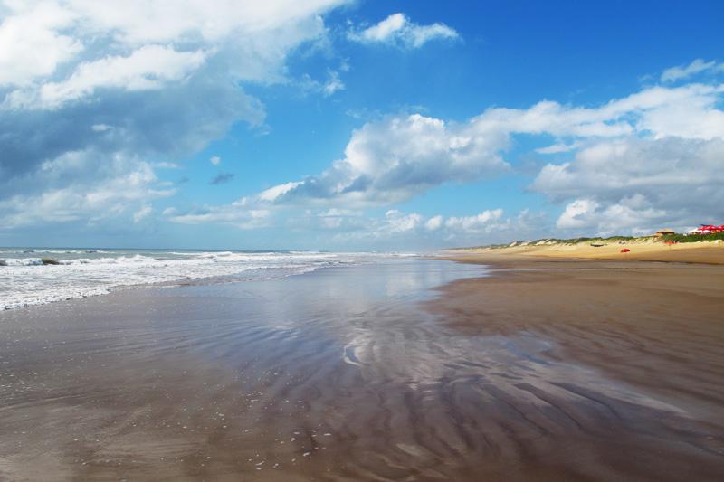 Praia de Dunas de Itaúnas