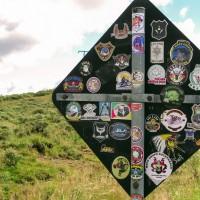 Motoclubes que visitaram o Morro da Igreja e Pedra Furada, em Urubici