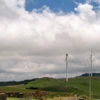 Parque Eólico em Bom Jardim da Serra