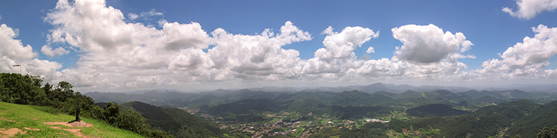 Morro Azul Timbó Santa Catarina