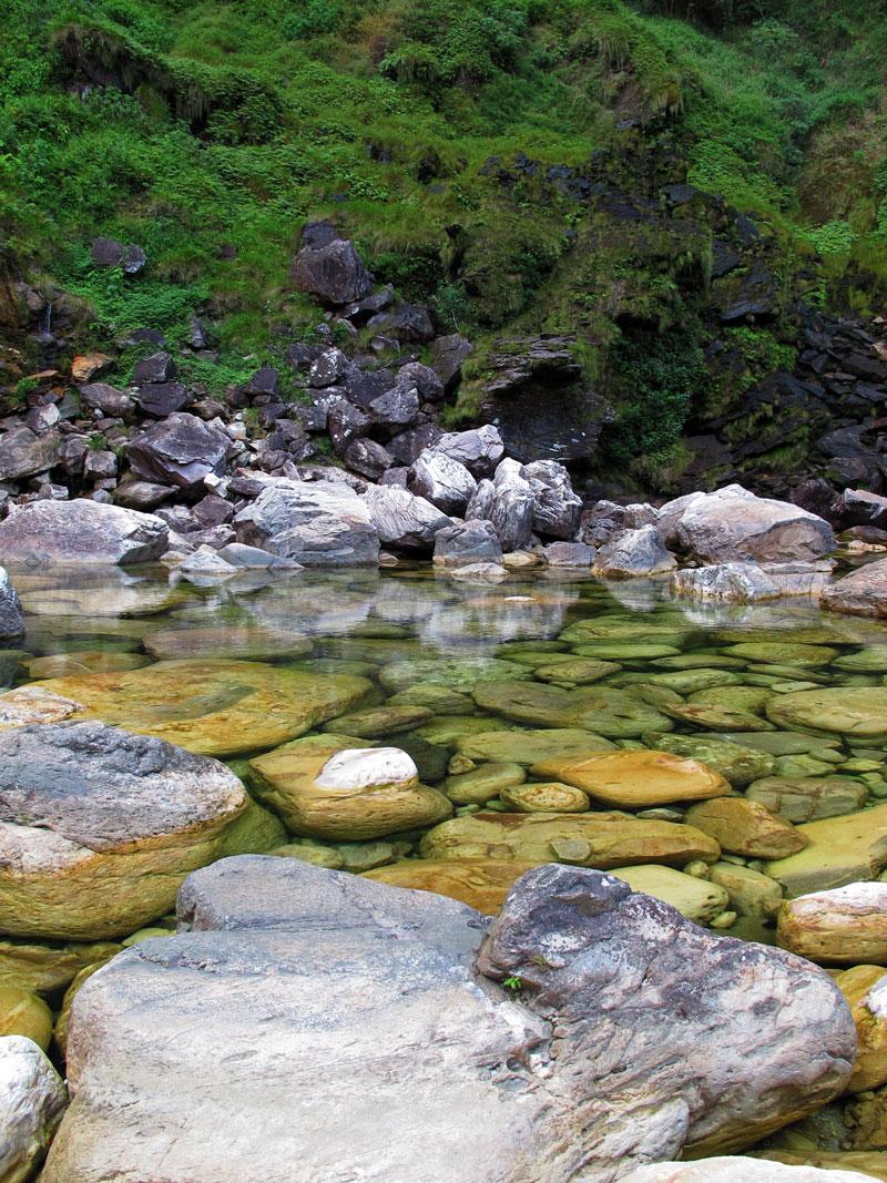 Cachoeira Alta Ipoema