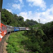 Morretes - Trem da Serra do Mar Paranaense