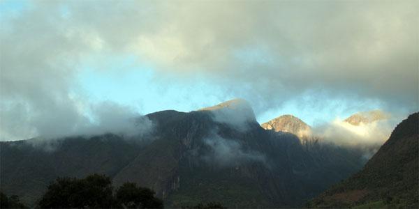 cidades perto de BH: Pico do Caparaó