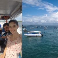 Como chegar em Morro de São Paulo e Boipeba de barco