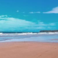 Boipeba: praia de Bainema