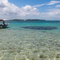 Boipeba: piscinas naturais de Moreré