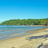 Boipeba: praias para ir a pé