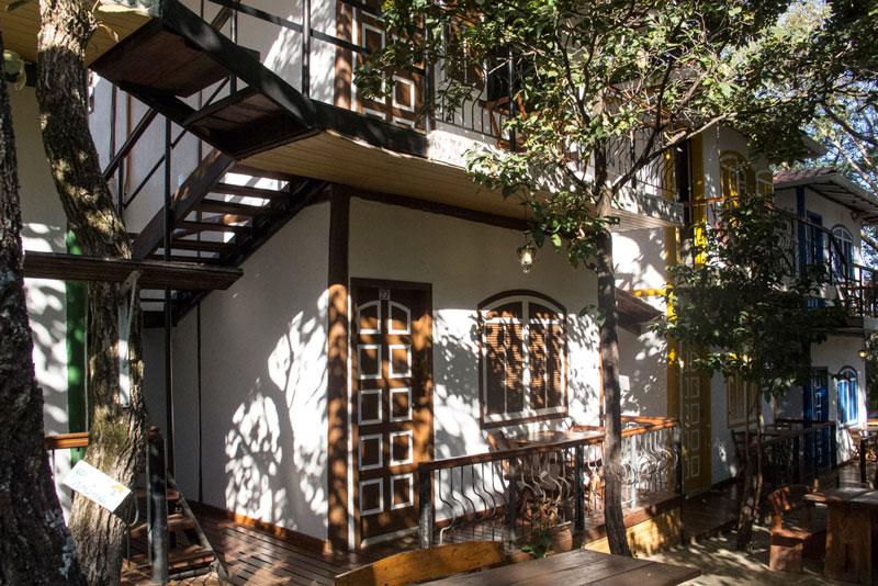 pousada villa verde serra do cipó