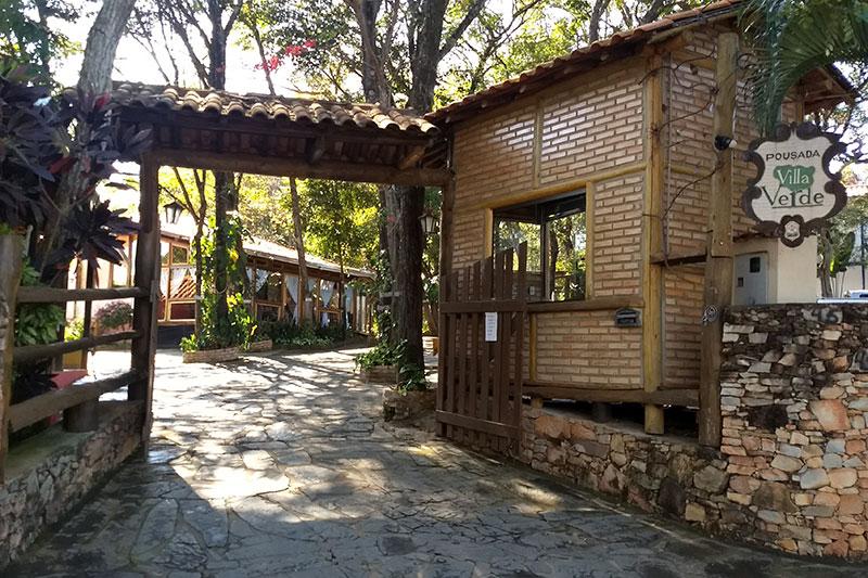 pousada villa verde serra do cipo