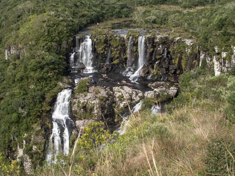 Cachoeira do Tigre Preto