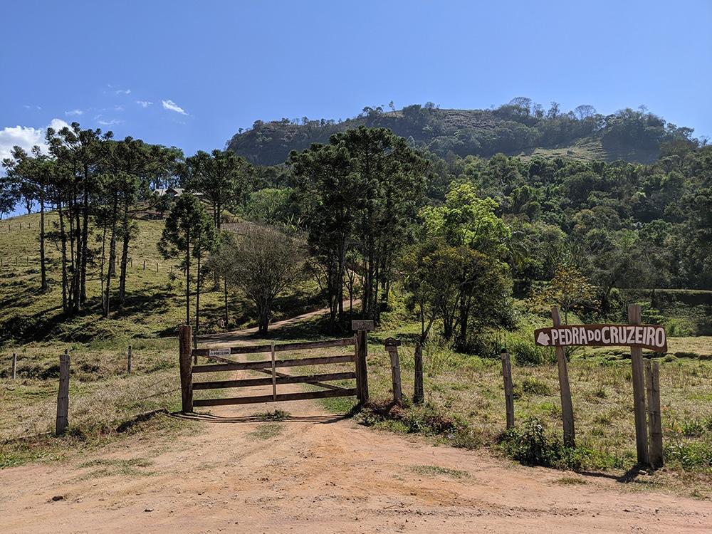 Trilha da Pedra do Cruzeiro gonçalves